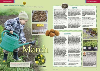 NGR Mar 14 03 Working in tandem with the seasons